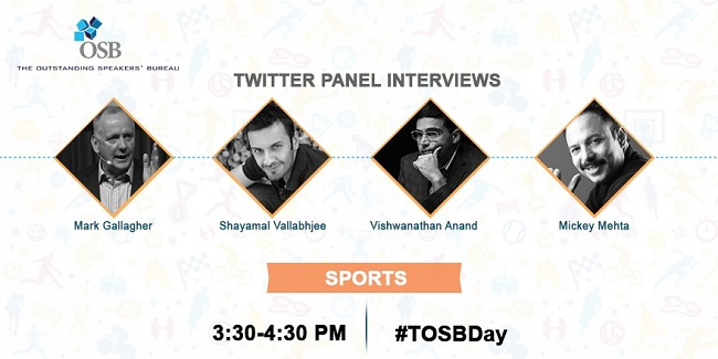 Twitter Panel Interviews on Sports