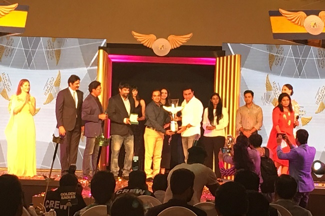 Grand prize distribution ceremony at Taj Krishna