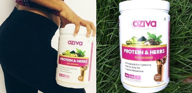 OZiva Protein & Herbs