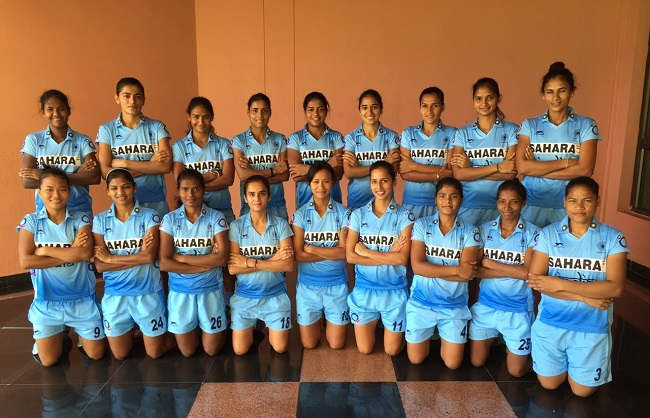 Hockey India announces squad for Women's Asian Champions Trophy