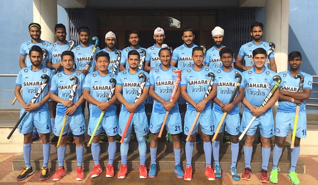 Hockey India announces national team for the Junior World Cup