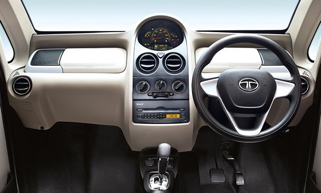 Electric power steering, central locking and 4-speaker AmphiStream music system with auxiliary input and Bluetooth connectivity