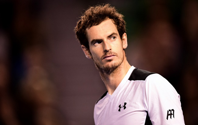 Andy Murray - BBC Sports Personality of the Year 2016