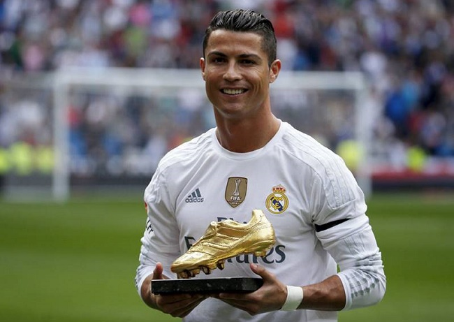 """2016 was the """"perfect year"""", says Cristiano Ronaldo"""