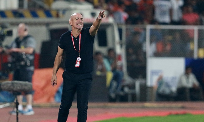 FC Pune City Head Coach Antonio Habas will look to recreate his magic and continue his 100% track record of making it to the knock out stages.