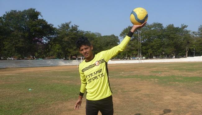 Kabir Thaufiq - South United FC GoalKeeper