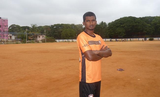 Sunil Kumar - South United FC Captain