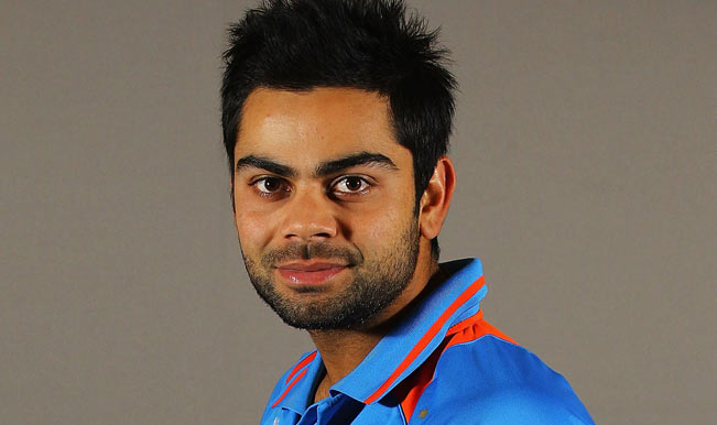 Virat Kohli - Named in ESPN's list of world's most famous athletes