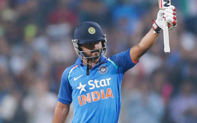 Kedar Jadhav explodes with 65-ball century, rules England bowlers