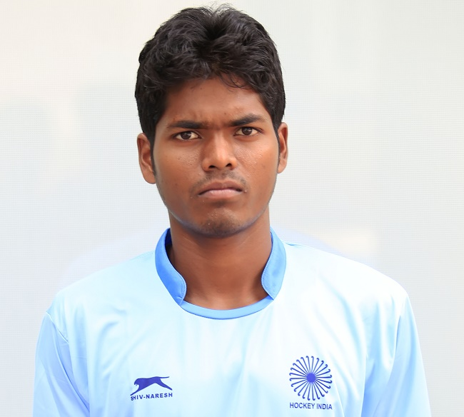 Nilam Sanjeep Xess from a little known village called Kadobahal near Bargarh district in Odisha, making a debut in Coal India Hockey India League