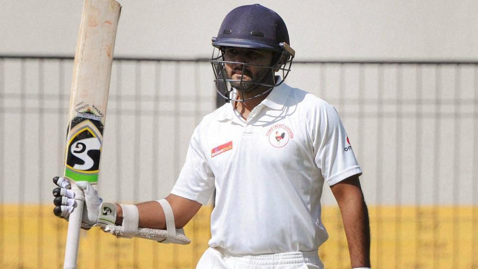 Gujarat skipper Parthiv Patel scored 143 as Gujarat beat Mumbai to win the Ranji Trophy at Holkar Stadium in Indore
