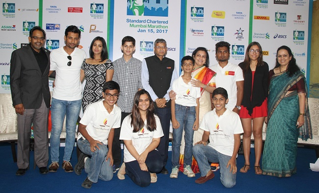 Standard Chartered Mumbai Marathon aims at raising more than Rs 30 Crores in Charity for 279 Indian NGOs