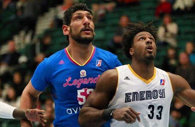 India's first NBA player, Satnam Singh Bhamara