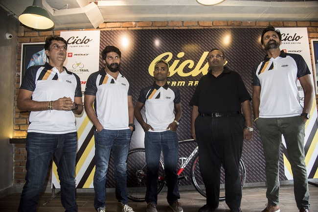 Ciclo Team Racing - India's only Elite Amateur Cycle Racing Team