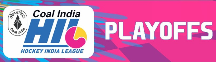 Coal India Hockey India League Playoffs