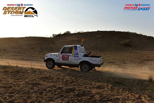 Maruti Suzuki Desert Storm: The most anticipated motorsport has arrived!
