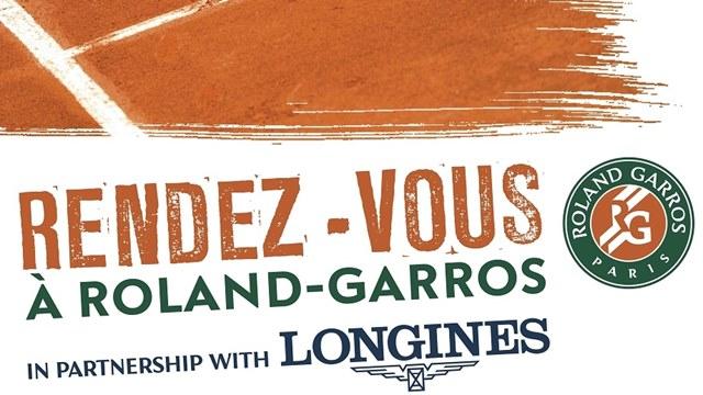 Rendez-Vous à Roland-Garros