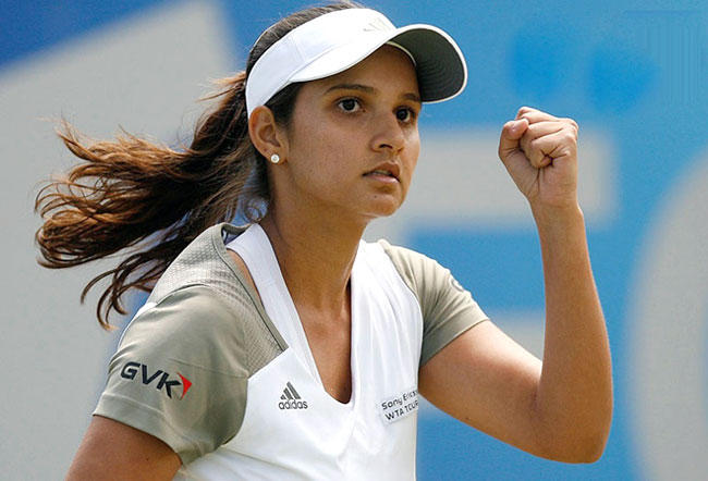 Sania Mirza is one of India's highest-paid sportsperson