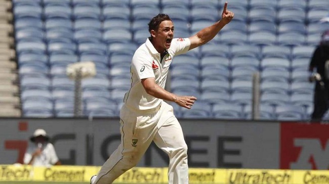 Steve O'Keefe dismantled India