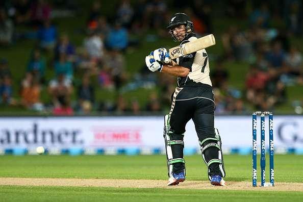 Colin de Grandhomme - New Zealand's most attacking batsman