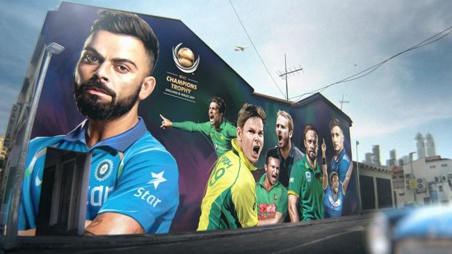 Star Sports promises an action-packed ICC Champions Troph 2017, says Har Koi Dekhega 'Champions ka World Cup'