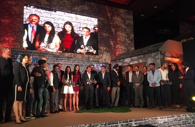 India Golf Awards 2017