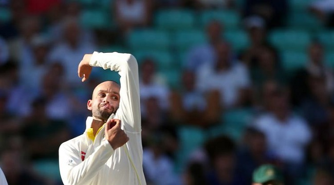 Nathan Lyon claims eight wickets as Australia dismiss India for 189
