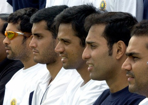 BCCI to Felicitate Sachin, Sourav, VVS, Dravid and Sehwag #IPL