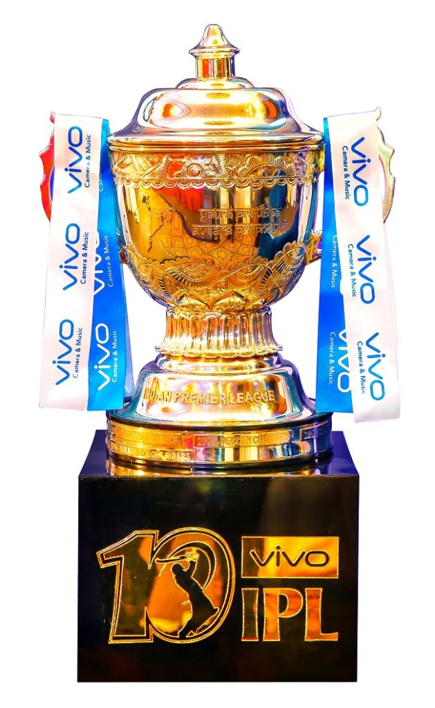 Vivo ipl 2017 kick starts the trophy tour in 16 cities the sports mirror - French premier league table ...