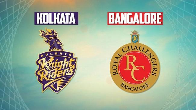 IPL 2017: Kolkata Knight Riders (KKR) vs Royal Challengers Bangalore (RCB) - Preview