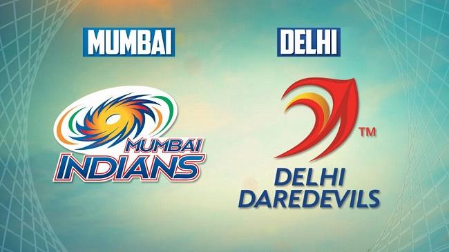 IPL 2017: Mumbai Indians (MI) vs Delhi Daredevils (DD) - Preview