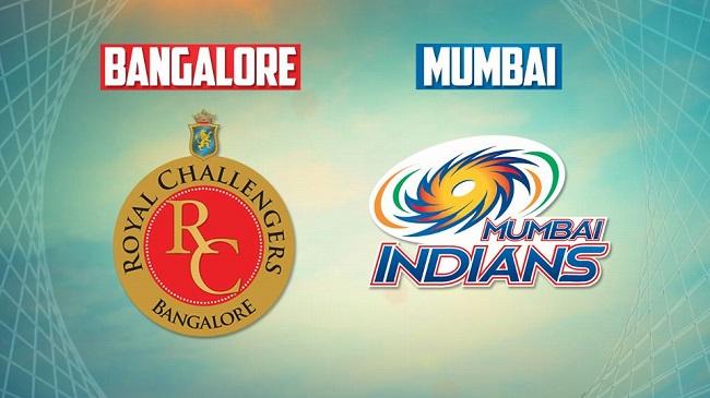 IPL 2017: Royal Challengers Bangalore (RCB) vs Mumbai Indians (MI) - Preview