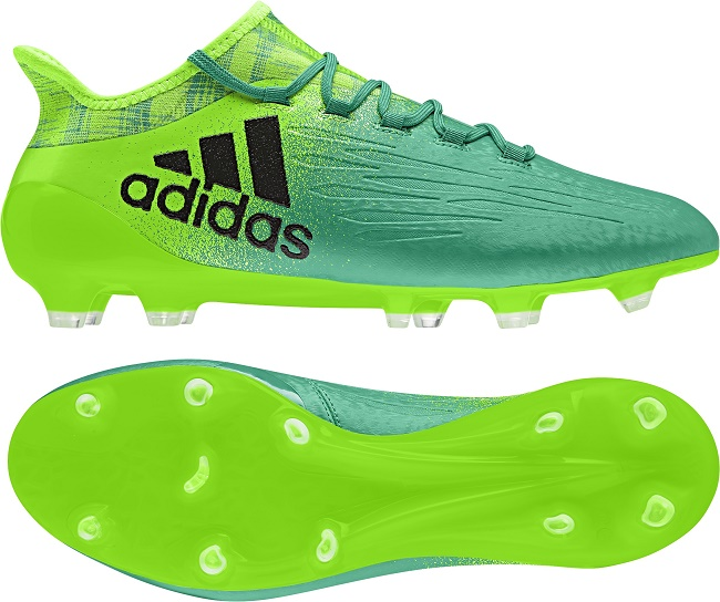 adidas Football Turbocharge Pack - X16