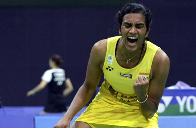 PV Sindhu beats Carolina Marin to clinch India Open Super Series 2017 Trophy