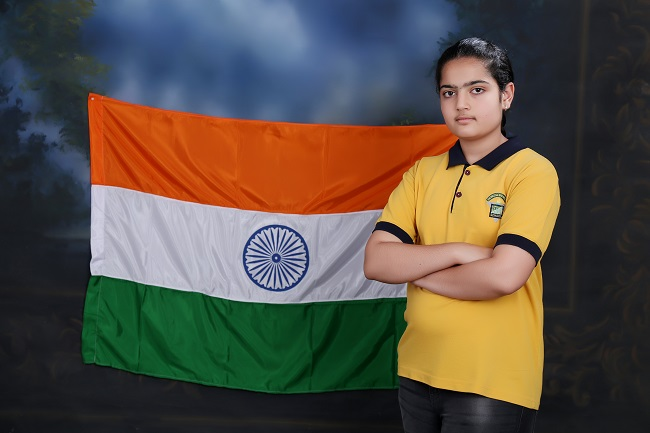 Mission XI Million picks Ananya Kamboj in national contest to report on international Football for Friendship (F4F) program in Russia