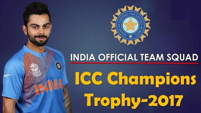 ICC Champions Trophy 2017 SWOT Analysis Of The Indian Team