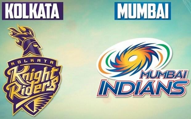 IPL 2017 Live Score: Kolkata Knight Riders vs Mumbai Indians #IPL