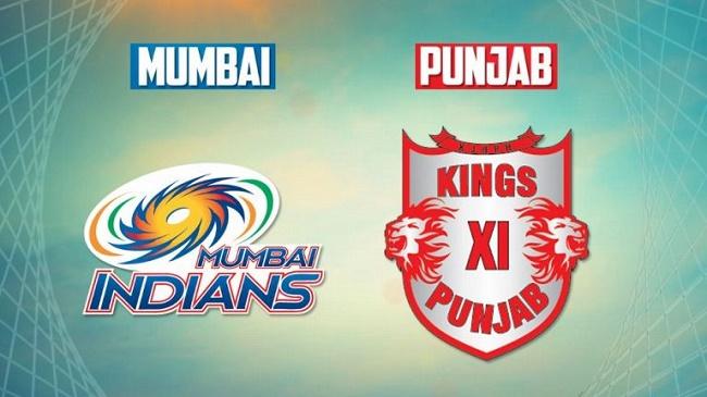 IPL 2017 Live Score: Mumbai Indians vs Kings XI Punjab #IPL