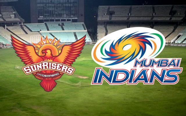 IPL 2017 Live Score: Sunrisers Hyderabad vs Mumbai Indians #IPL