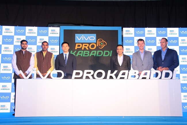 VIVO Pro Kabaddi Season 5 kicks-off in July 2017 on Star Sports