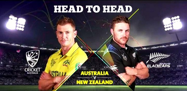 ICC Champions Trophy 2017: Australia vs New Zealand - Live Cricket Score and Live Streaming