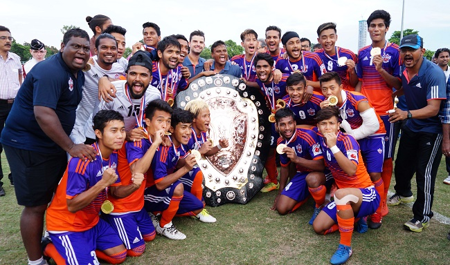 FC Pune City wins Under-19 IFA Shield in its debut season
