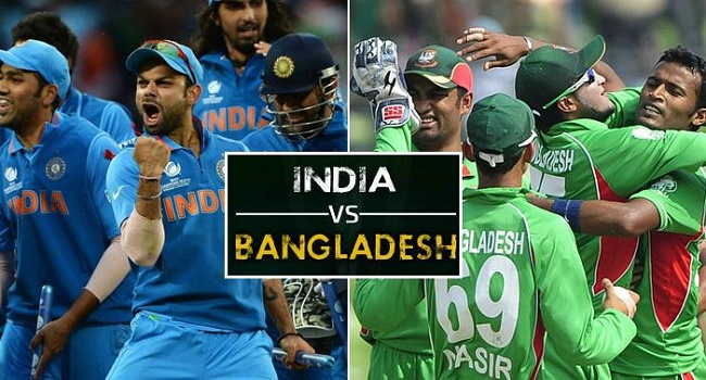 ICC Champions Trophy 2017: India vs Bangladesh: Live Streaming Online, When and Where to Watch Live on TV Channels