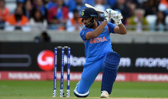 Rohit Sharma's unbeaten 123 anchors India into ICC Champions Trophy 2017 final