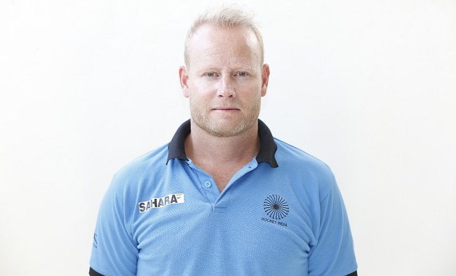 Sjoerd Marijne appointed as new Chief Coach for Indian Men's Team