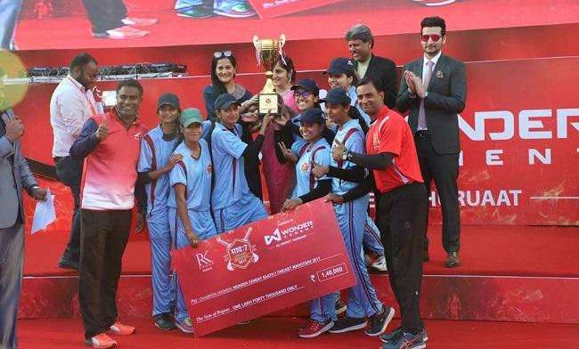 Wonder Cement Saath7 Cricket Mahotsav Women Champions - Pacemaker, Udaipur