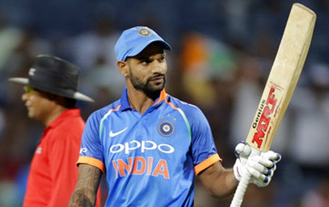 3rd ODI: Shikhar Dhawan century guides India to eighth straight series win