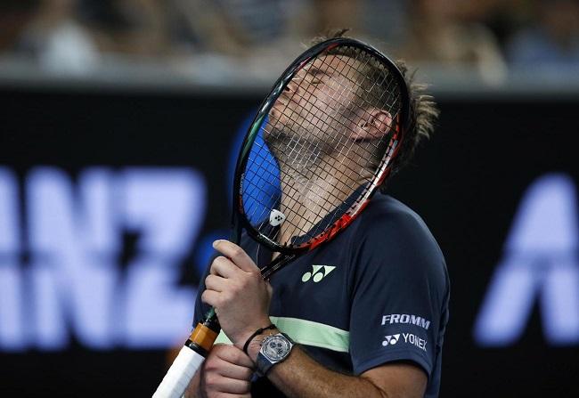 Grand Slam champion - Stanislas Wawrinka