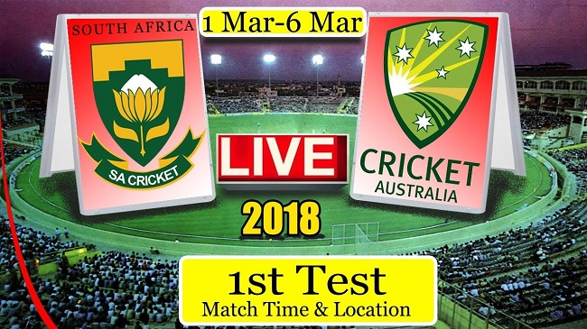 South Africa vs Australia, 1st Test: Live Streaming Online, When and Where to Watch on TV Channels