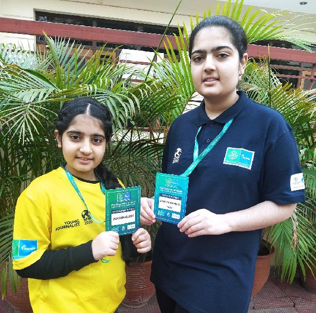 Ananya Kamboj and Aahana Kamboj represent India in Football for Friendship 2020 – The Sports Mirror – Sports News, Transfers, Scores | Watch Live Sport